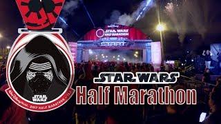 2017 Star Wars - The Dark Side Half Marathon