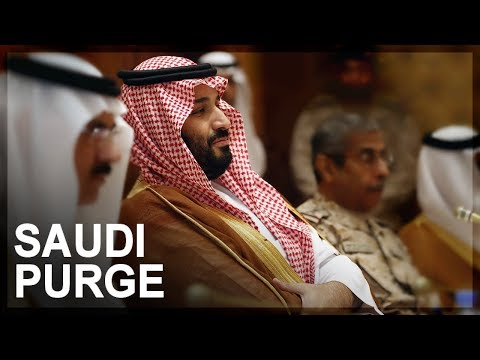 Saudi Arabia's anti-corruption purge