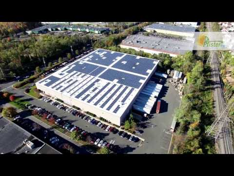Pfister Energy: HUMANSCALE PROJECT - NEW JERSEY