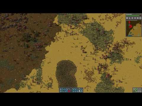 Factorio 0.15 Railworld S18 E056 Uranium Mine 1