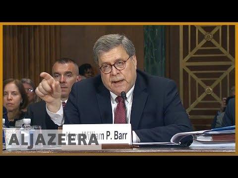 🇺🇸 US Attorney General Barr defends actions after Mueller complaint | Al Jazeera English