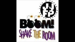 Jazzy Jeff + Fresh Prince (Will Smith): Boom Shake The Room (Street Remix)
