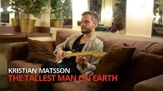 The Tallest Man on Earth Talks About His American Standard Tele | Fender