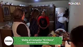 Hoy también toca entregar apoyos a la gente linda de #VillaHidalgo ✅  #SonoraMiAmor