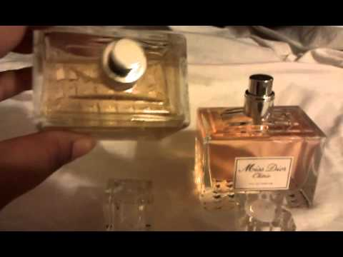 How to tell if your Miss Dior Cherie' EDP is authentic ...