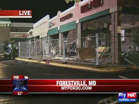 Forestville Strip Mail Explosion