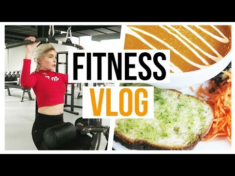 New Gym   What I Eat in a Day   DIY Coconut Oil Hair Mask   Fitness Vlog