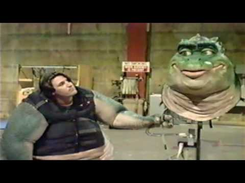 Dinosaurs - Behind The Scenes