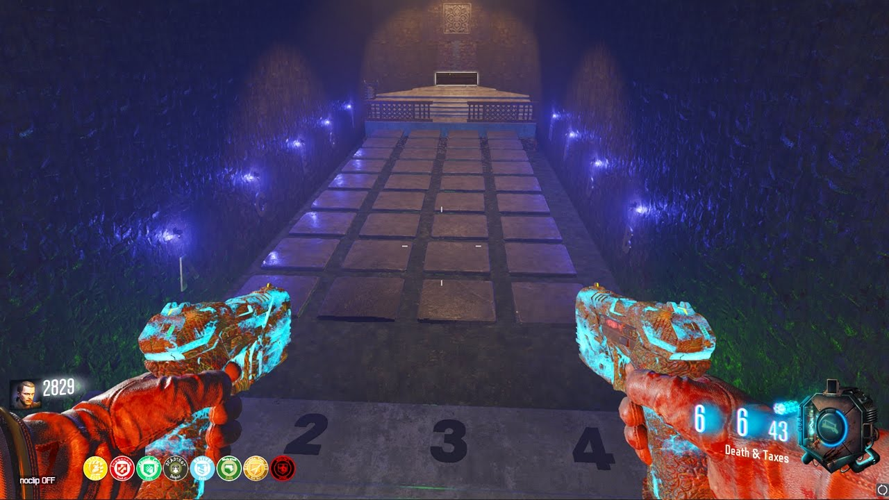 FIRST PUZZLE MAP IN BO3 ZOMBIES! - BLACK OPS 3 CUSTOM ZOMBIES ...