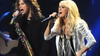 Carrie Underwood & Steven Tyler ~ Sweet Emotion/Love In An Elevator (Audio)