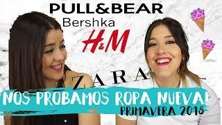 SUPER TRY-ON HAUL: ROPA DE NUEVA TEMPORADA (ZARA, Pull&Bear, Bershka, JD Sports...) | elcanalbe