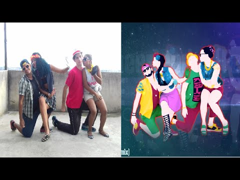 Just Dance Unlimited - Cheerleader (Felix Jaehn Remix)   5 Stars   Gameplay
