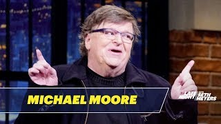 Michael Moore Thinks an All-Women Democratic Presidential Ticket Would Win
