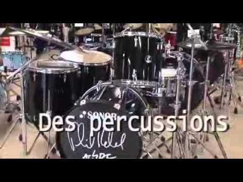 Magasin Music France au Mans - Vente et réparation d'instruments de musique