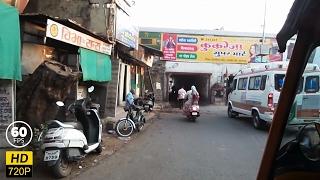 Streets of Bhusaval | Bhusaval City Tour | 720p 60 fps