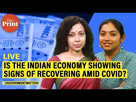 Is Indian economy showing signs of recovering amid Covid?