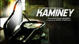 Kaminey meri aarzoo - Kaminey Tittle Track  by Vishal  Bhardwaj (With Lyrics)
