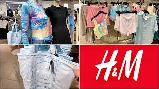 H M радует нас яркой летней коллекцией Шоппинг влог Шопинг и обзор Бюджетная одежда