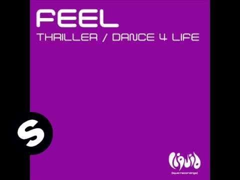 Feel feat. Volmix - Dance 4 Life (Original Instrumental)