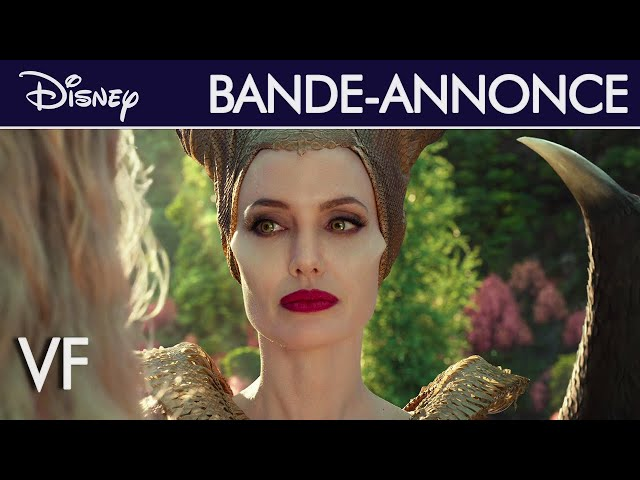Maléfique : Le Pouvoir du Mal - Bande-annonce officielle (VF) | Disney
