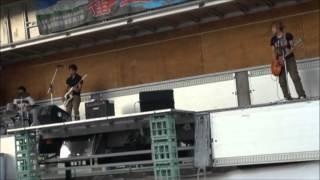 (大分県)2012.9.2 佐伯市 道の駅弥生 番匠商工祭でのコピーバンドmiss...