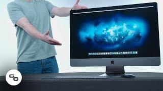 iMac Pro Secret Mission Unboxing - Krazy Ken