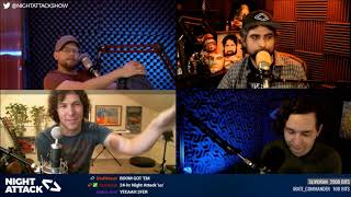 Night Attack #183: Aftershow
