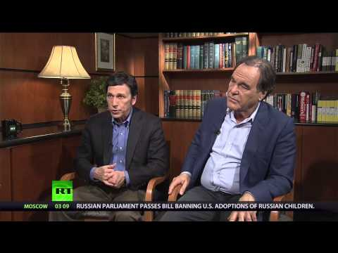 Oliver Stone Tears Apart Obama's Empire
