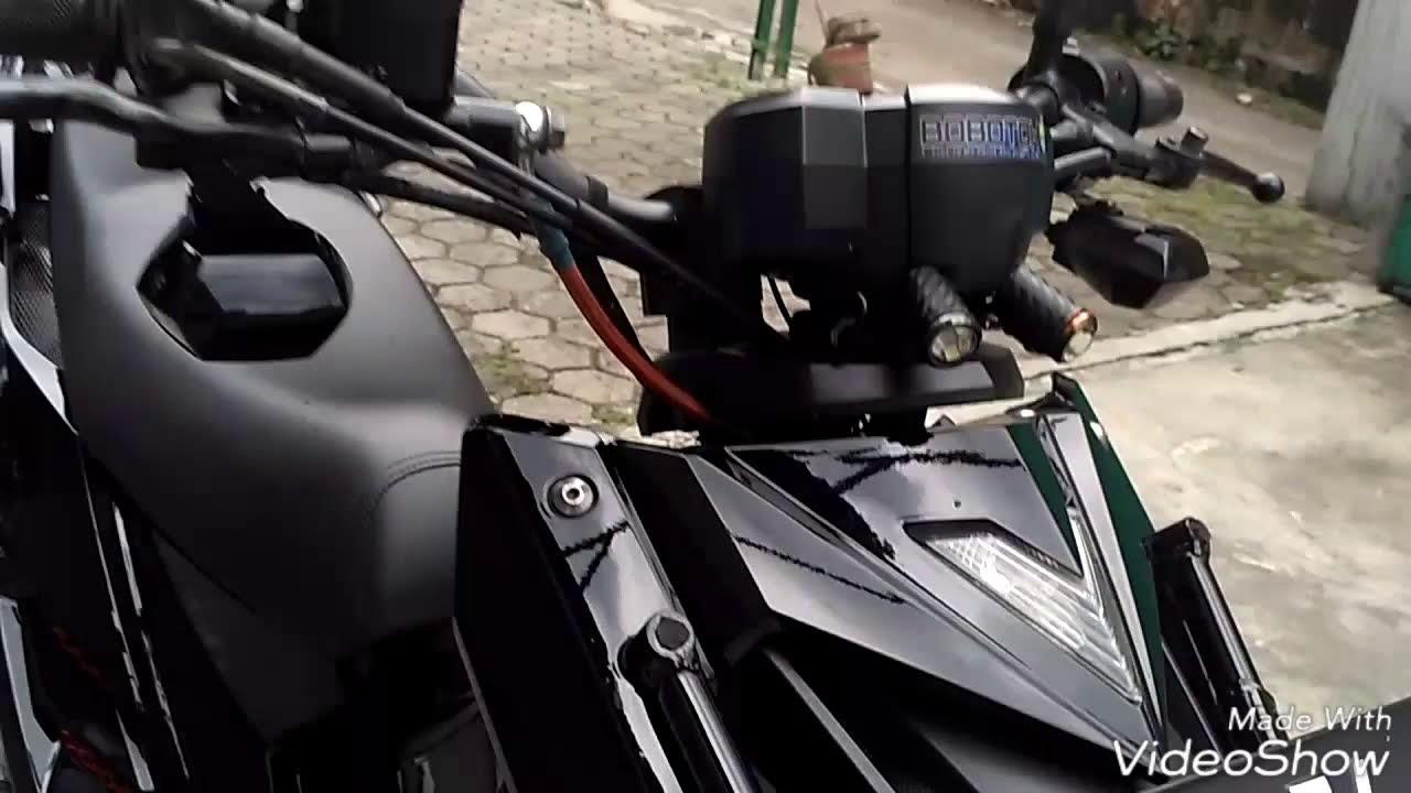 X Ride Modifikasi Supermoto Youtube