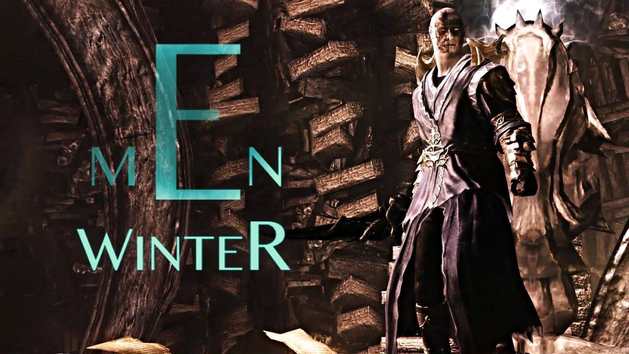 Let's Show Off Skyrim Mod - The Men of Winter