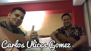 Platicando y guitarreando con Carlos Ulises Gomez 💪