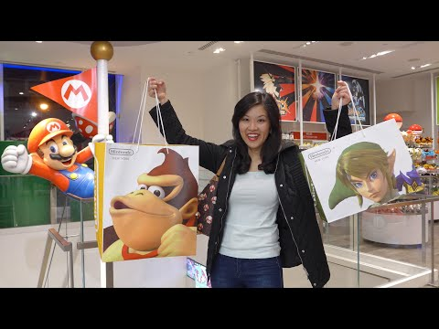🔴[LIVE] SHOPPING at [NINTENDO NY STORE] SEE WHAT WE ARE GETTING!