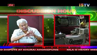IMPHAL EVENING ...ARE WE GOING AHEAD DISCUSSION HOUR 20 May 2018