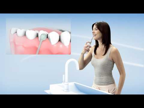 the philips sonicare airfloss 2011 funnycat tv. Black Bedroom Furniture Sets. Home Design Ideas