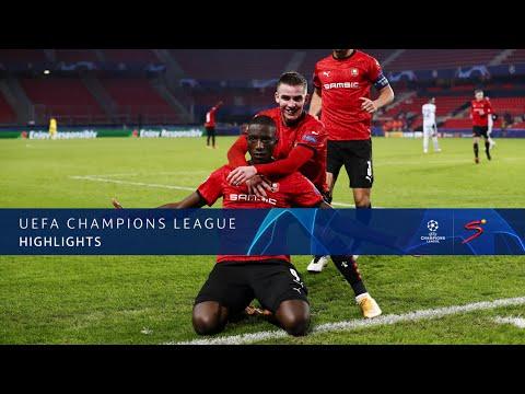 UEFA Champions League | Rennes v Chelsea | Highlights