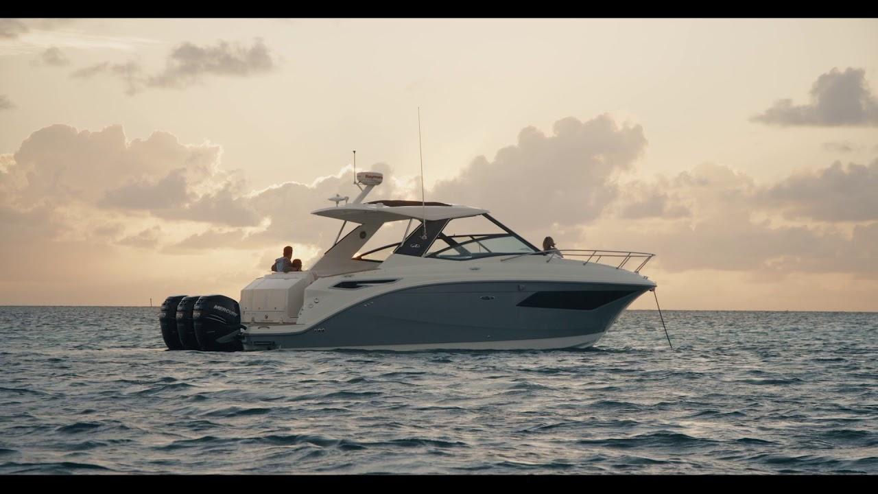 Sundancer 320 Outboard Product Walk Through