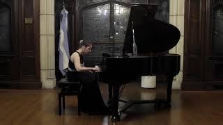 Maria Cecilia Frias - Piano
