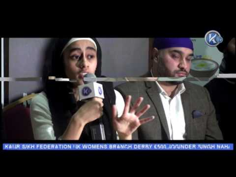 Sikh Youth UK   Premiere and Press Conference of Misused Trust on KhalsaTV