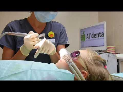 Лечение зубов под седацией. Детское стоматологическое лечение. Седация.
