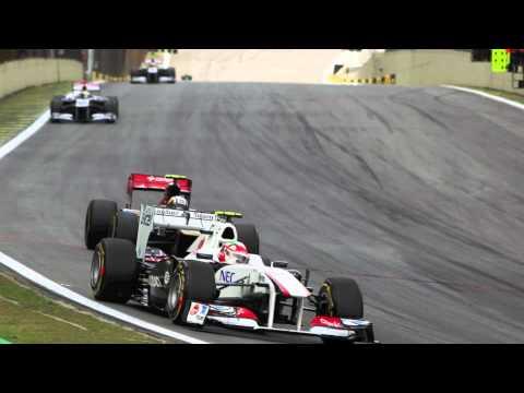 """Finalizó """"Checo"""" Pérez en la posición 13 del Gran Premio de Brasil"""