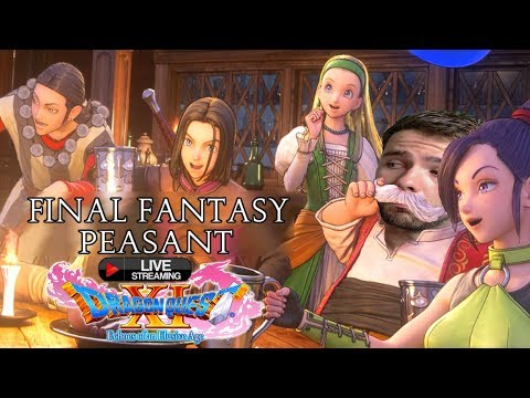 POST GAME ACT 3! | FFP Let's play DRAGON QUEST 11 | PC Playthrough