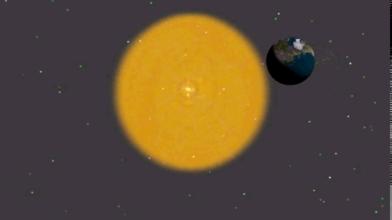 e415c7ab61c Blender  Planet Orbit Animation - YouTube