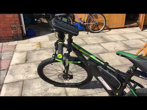 Highriders.co.uk - Carrera Vulcan E-Bike