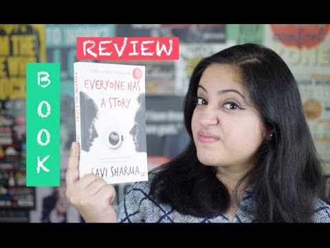 Everyone Has A Story By Savi Sharma   Book Review   Indian Romance Books