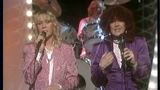 ABBA - On And On And On REHEARSAL (German TV) - ((STEREO))