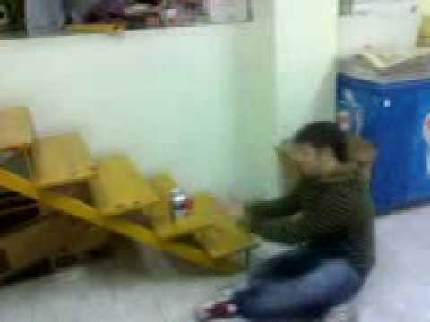 Juan haciendo magia xD