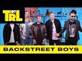 The Backstreet Boys Re Connect W Their Biggest Fans From The MTV Bunker TRL mp3