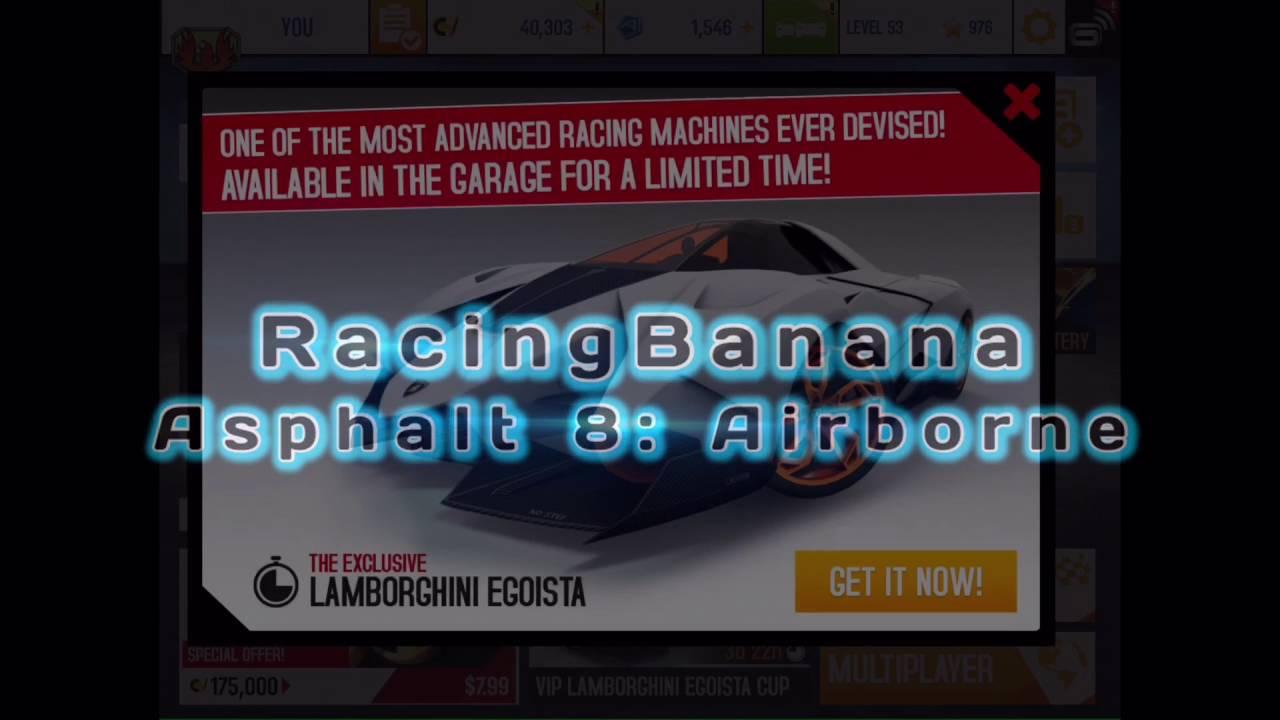The Lamborghini Egoista Is Back Youtube