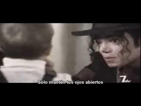 Michael Jackson Keep The Faith subtitulos en español