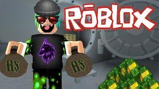 Hırsız Oldum !!! | Roblox Robber Simulation